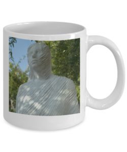 """Garden of Poetry"" coffee mug, ""Tomorrow"" Get it here! Click!"
